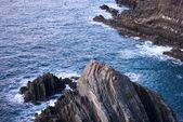 Clifs on Atlantic ocean — Stock Photo