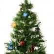 Christmas-tree — Stock Photo #2125326