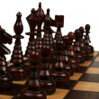 Chess board - Foto de Stock