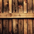Stockfoto: Old brown wood fence