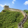 grote muur in china — Stockfoto