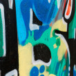 Element of graffiti — Stockfoto