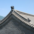 Roof of chinese temple — Stock Photo #1009782