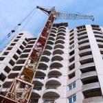 Sitio de construcción — Foto de Stock