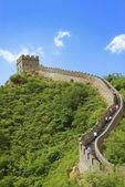 Grande muraille de chine — Photo