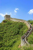 Great Wall in China — Foto de Stock