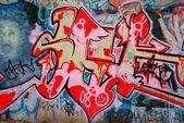 élément de graffiti — Photo