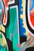 Elementy graffiti — Zdjęcie stockowe