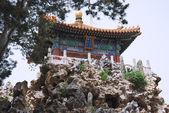Ancient temple of emperor in Forbidden C — Stock Photo