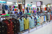 Cloth shop — Stock Photo