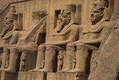 Egypt pharaohes — Stock Photo