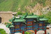 Gates near the Great Wall — Stock Photo