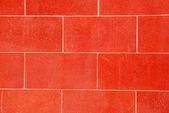 Granito vermelho — Fotografia Stock