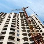 sitio de construcción — Foto de Stock   #1010860