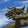 Bronze dragon — Stock Photo #1011644