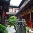Ancient chinese house — ストック写真