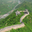 Great Wall in China — Stock Photo #1024954