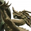 Bronze dragon — Stock Photo #1025262