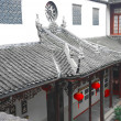 Stock Photo: Ancient chinese house