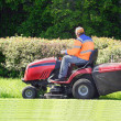 Mow lawn — Stock Photo #1041876