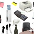 Images of business and office — Stock Photo