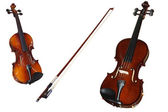 A violins and a fiddlestick — Stock Photo