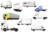 Trucks — Photo