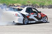 Racing car — Stock Photo