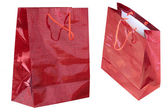 Red bags — Stock Photo