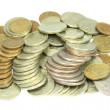 Royalty-Free Stock Photo: Heap of the coins