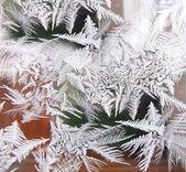 Ice patter — Stock Photo