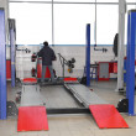 Car-care workshop — Stock Photo #1665827