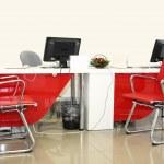 Empty office room — Stock Photo