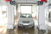 車の洗浄 — ストック写真