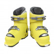 Stock Photo: The downhill boots