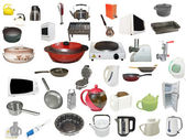 Objects concerned of cooking — Stock Photo