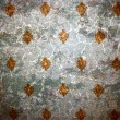Royalty-Free Stock Photo: Vintage background from shabby wallpaper