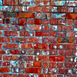 Royalty-Free Stock Photo: Colored brick wall texture