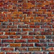Colored brick wall texture — Stock Photo #1025372