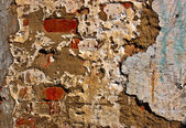 Old cement wall — Stock Photo