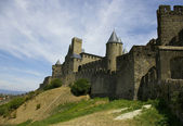 Medieval fortress — Stock Photo