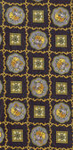 Patterned beautiful background of fabric — 图库照片