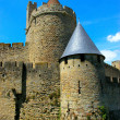 Stock Photo: Carcassonne scenery