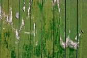 Dirty, stained by a paint the wood — Stock Photo