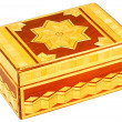 Wooden box - Stock Photo