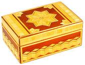 Wooden box — Stock Photo