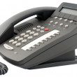 Eight buttons office digital telephone — Stock Photo #1082502