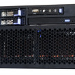 Rack mount server — Stockfoto