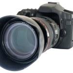 Modern reflex camera — Stock Photo #1085596