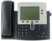 Téléphone ip de bureau — Photo